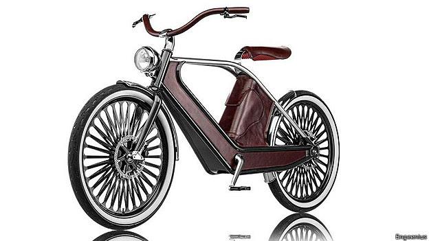 Bicicleta Cykno