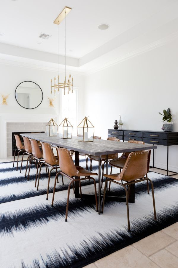 Modern Dining Table Decoration Ideas Modernfurniture Collection