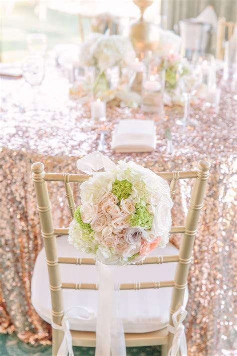 Wedding Decor Ideas   Bride and Groom Chair Decor
