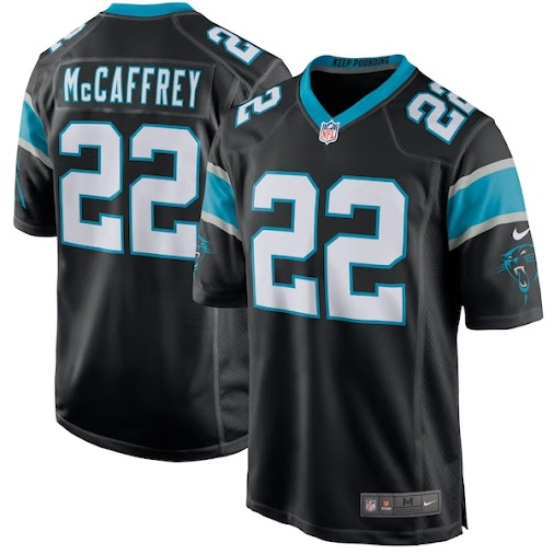 With the 8th Pick of the 2017 NFL Draft, the Carolina Panthers select Christian McCaffrey.  Shop his...