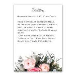 Wedding Maps & Wedding Direction Cards   Invitations By Dawn