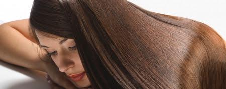 Solve dry hair. (Thinkstock)