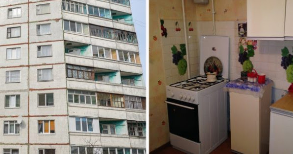 Как создать квартиру мечты для большой семьи на площади 41 м². Кто бы мог подумать…