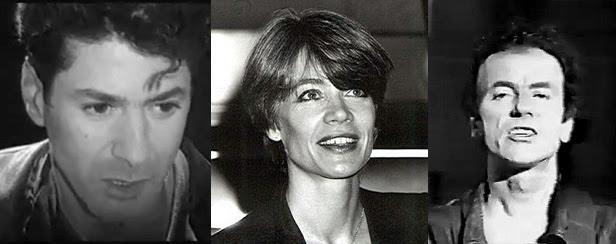 Étienne Daho - Françoise Hardy - Jean-Jacques Burnel