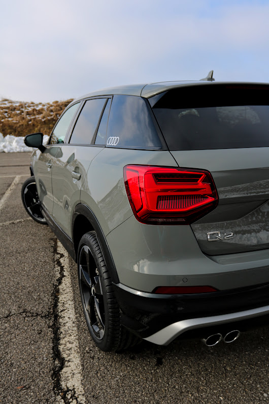 Another Edition #1 in Switzerland - Audi Q2 Forums