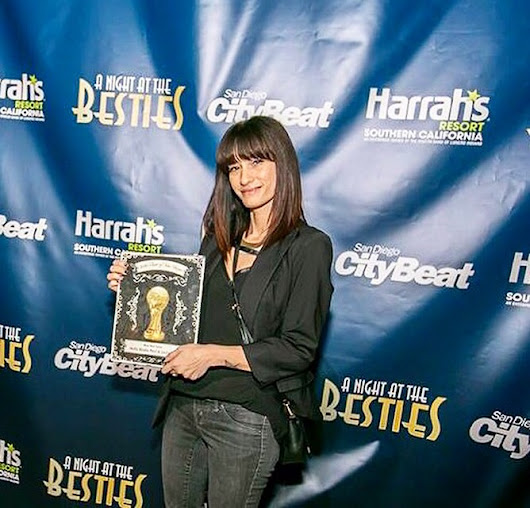 Winners of City Beat's Best of San Diego Awards 2016