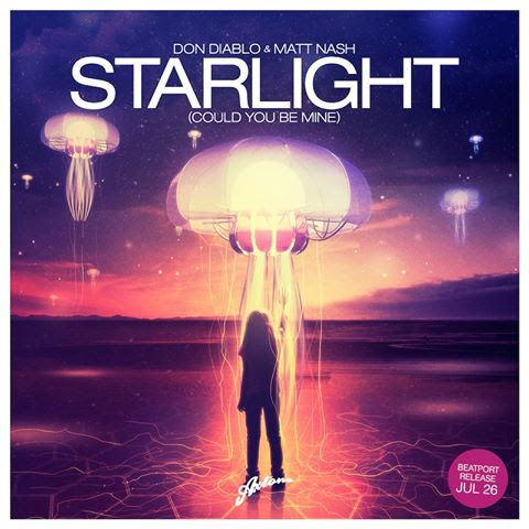 Don Diablo & Matt Nash Ft. Noonie Bao - Starlight (Simone Reggianini Bootleg) [FINAL VERSION]