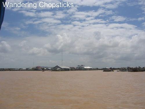 Chong Kneas Floating Village 5