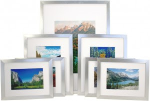 Collage Picture Frame Sets With Wall Template