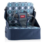 Nuby Easy Go Booster Seat, 9+ Months