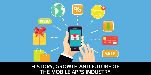 History, Growth and Future of the Mobile Apps Industry - World of Mobile Apps