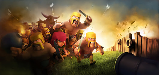 Clash-A-Rama - Clash of Clans Comics and Animated Videos Coming this December