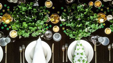 Tips for a Stylish St. Patrick's Day Wedding