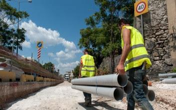 Κυκλοφοριακές ρυθμίσεις στον Πειραιά λόγω εργασιών για το τραμ