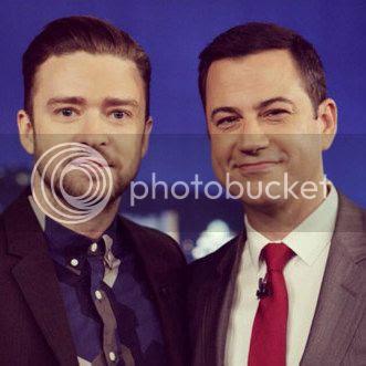 Justin Timberlake performs 'Take Back The Night' & 'TKO' on 'Jimmy Kimmel Live'...