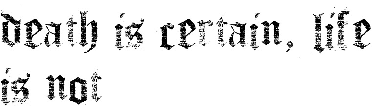 Death Is Certain Life Is Not Famous Tattoo Words Download Free