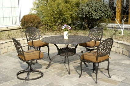 Choosing the Right Type Outdoor Furniture