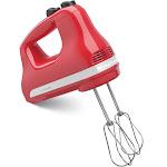 KitchenAid Ultra Power KHM512WM Hand Mixer - Watermelon