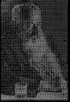 Josef Holecek in ascii art version 3