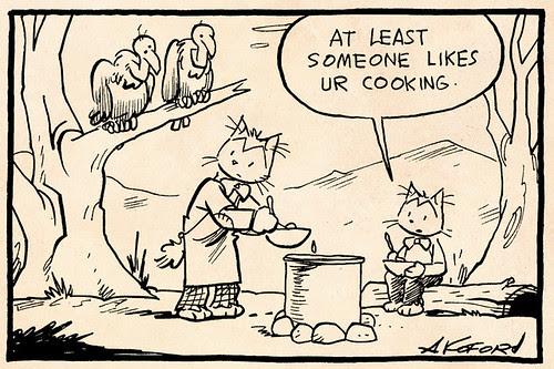 Laugh-Out-Loud Cats #1923 by Ape Lad