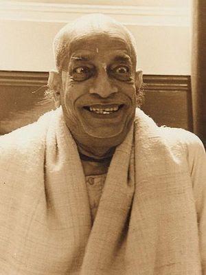 Основатель МОСК Шри Шримад А.Ч. Бхакгиведанта Свами Прабхупада