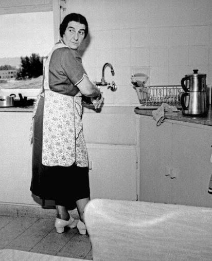 La petite cuisine de Golda