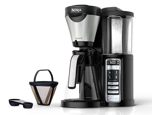 Give The Gift Of Specialty Coffees With The Ninja Coffee Bar