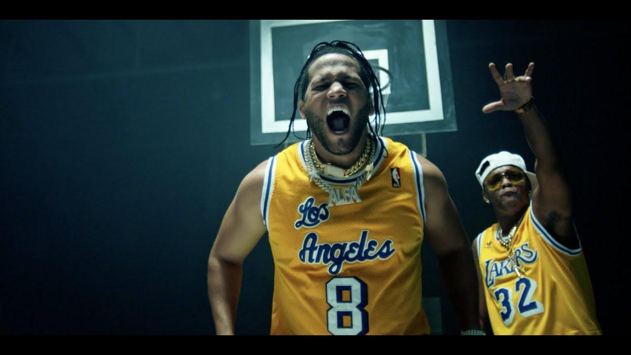 Celebrities at NBA Games - Lakers