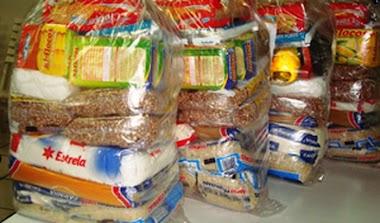 Prefeitura de Georgino Avelino vai distribuir 600 cestas básicas para famílias carentes
