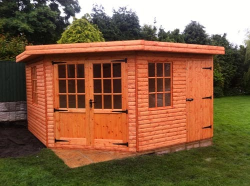 Access 10 x 8 pent shed plans 8x4 delcie for Well shed plans