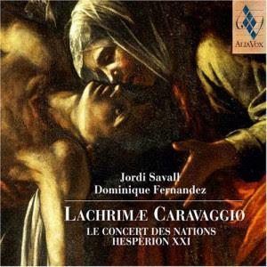 Lachrimae Caravaggio. Impresionante trabajo de Jordi Savall