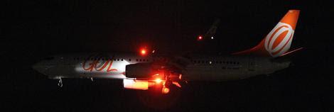 GOL Brazil - Nigeria flights