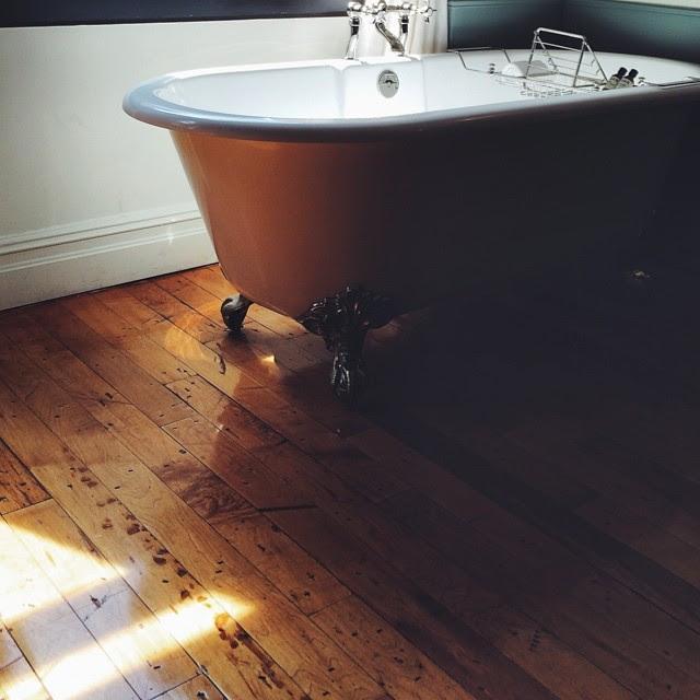 Colección de baño Pisos Tumblr # 6