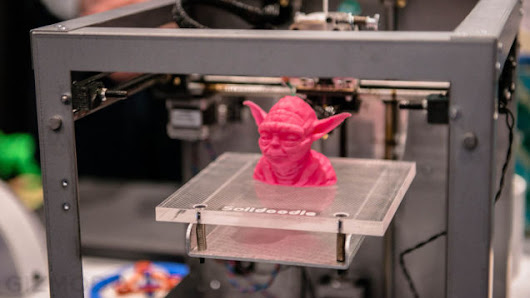 Cheaper 3D Printers Mean More Opportunities to Small Businesses