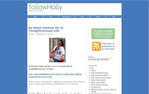 followHolly