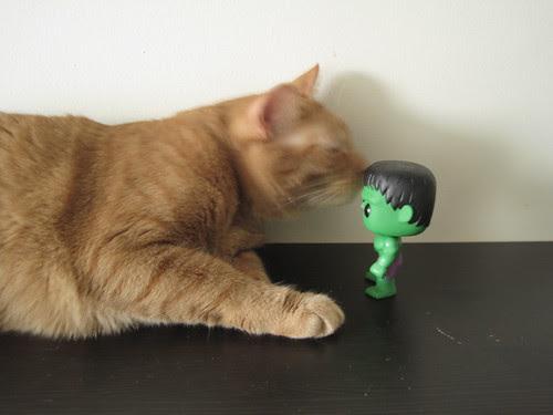 Seymore and Hulk