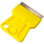 Stanley Tools High Visibility Mini Blade Scraper, 1.5""