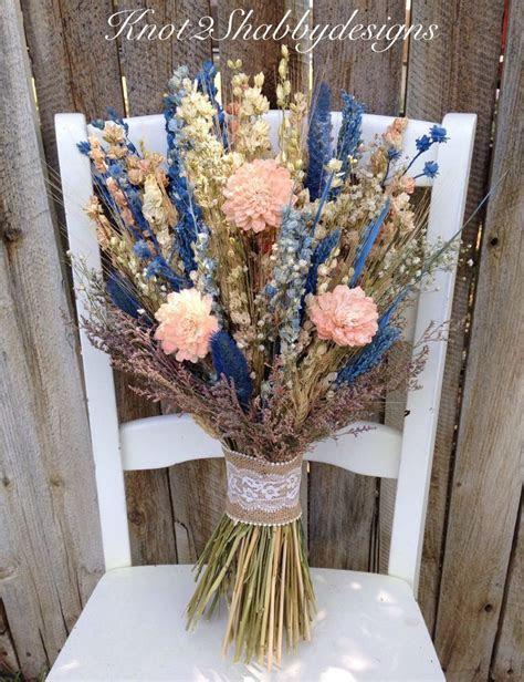 Best 25  Dried flower bouquet ideas on Pinterest   Wedding