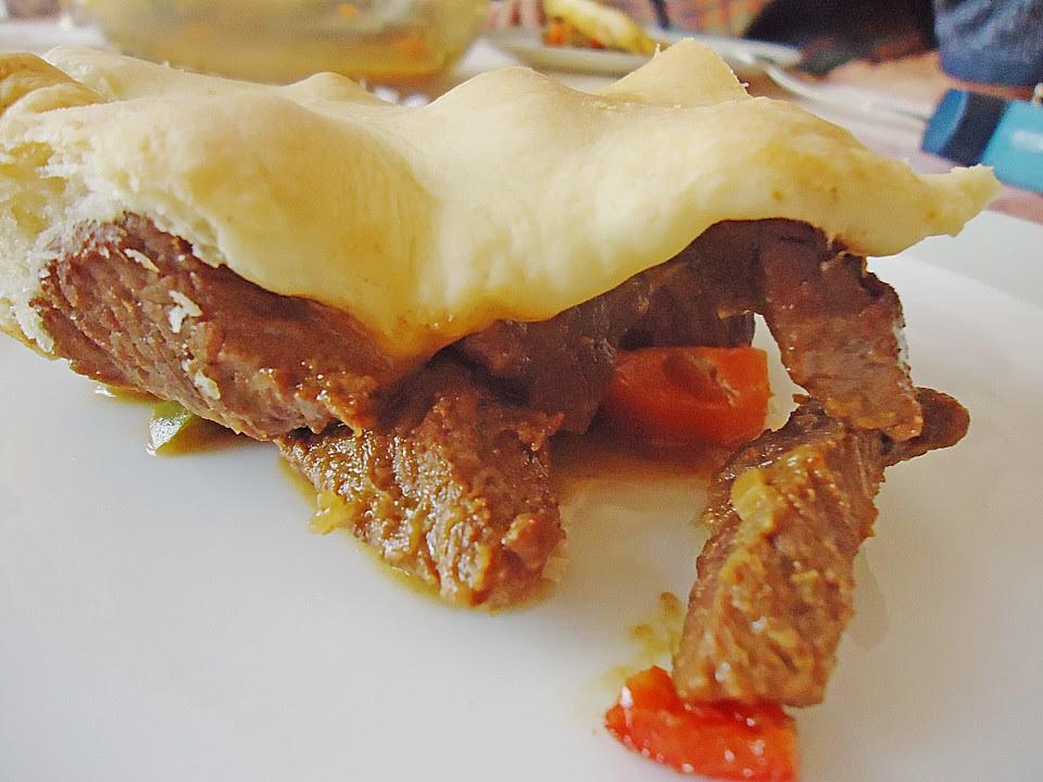 Beef Steak Pie (Rezept mit Bild) von hefide | Chefkoch.de