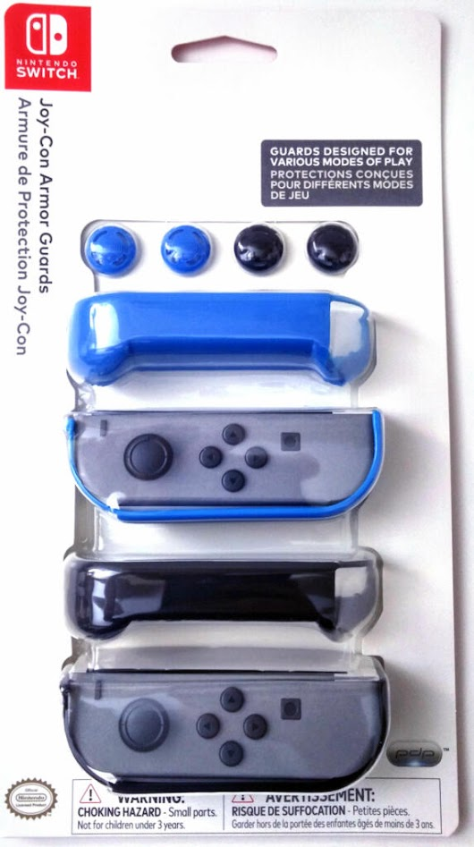 Armure de Protection Joy-Con x 2 - Switch