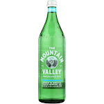 Mountain Valley Spring Sparkling Water Glass - Water - 1 Liter - PACK OF 12