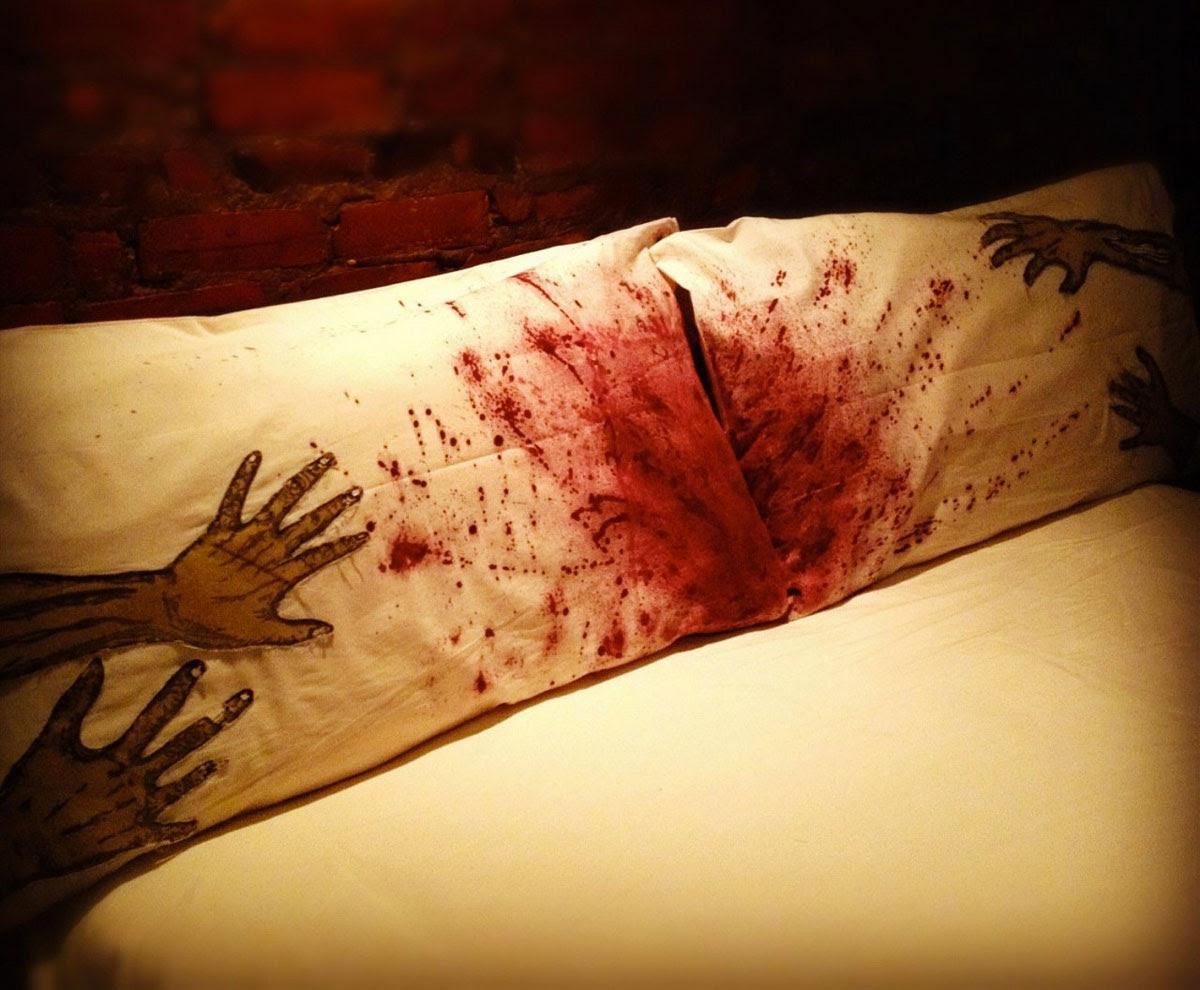 Zombie Apocalypse Bedding | DudeIWantThat.