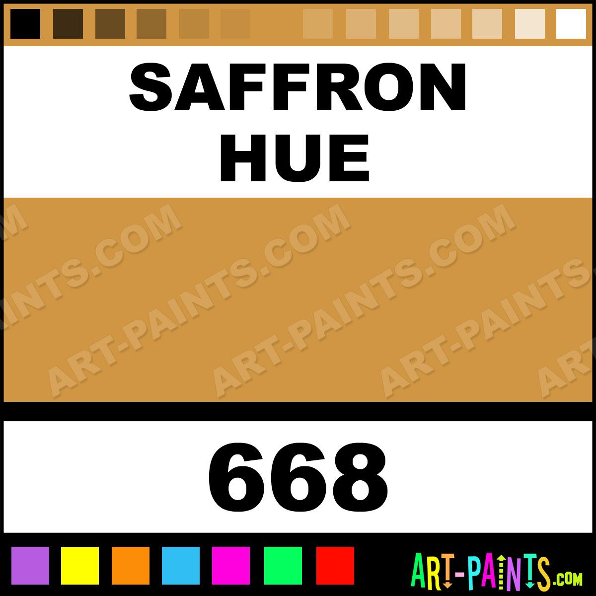 Saffron Just For Flowers Spray Paints 668 Saffron Paint Saffron