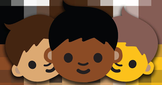 Emoji finally get some racial diversity