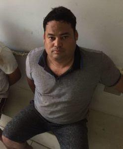 Luiz Carlos Rodrigues de Oliveira  foi preso no fim do ano passado