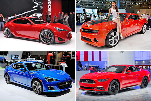 Cheapest New Sports Cars For $25000 or Less - Top 5 USA