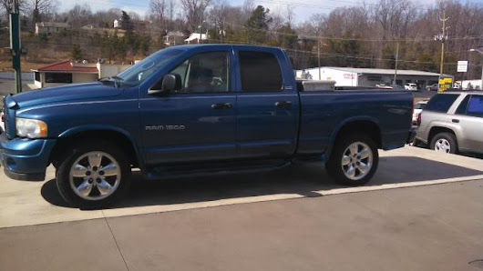 Used 2002 Dodge Ram 1500 for Sale in Asheboro NC 27203 Hoffman Auto Sales