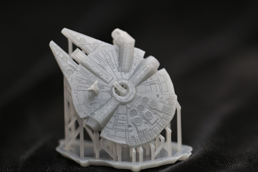 A Millennium Falcon? - Stewart Dental Lab