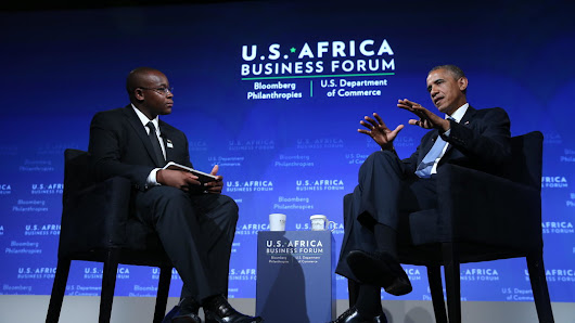 African Leaders Sit Down With American Investors - NYTimes.com