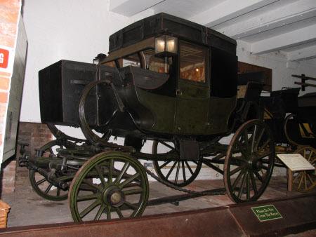 Britzschka chariot